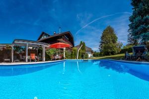 Ferienwohnungen Presslauer Mori - Haus Irmgard, Apartments  Sankt Kanzian - big - 33