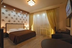 Отель Таёжный - фото 14
