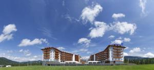 Курортный отель Radisson Blu Resort Bukovel, Буковель