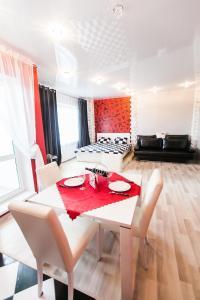Апартаменты Beautiful на Поповича 10-87 - фото 10