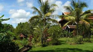 Terres Rouges Lodge, Hotely  Banlung - big - 58