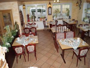 Hotel Restaurant Wattenschipper, Hotely  Nordholz - big - 34
