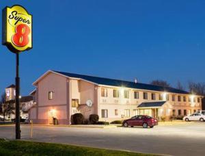 Super 8 Danville, Motels  Danville - big - 1