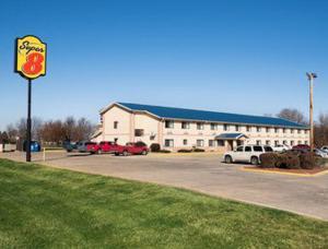 Super 8 Danville, Motels  Danville - big - 12