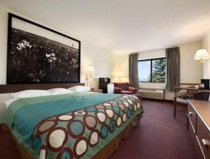 Super 8 Danville, Мотели  Danville - big - 11