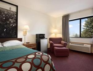 Super 8 Danville, Мотели  Danville - big - 10