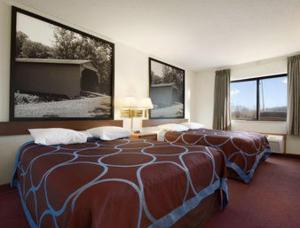 Super 8 Danville, Мотели  Danville - big - 7