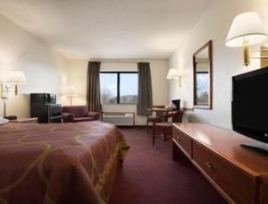 Super 8 Danville, Мотели  Danville - big - 6