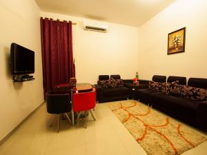 바흘라 호텔 아파트