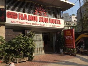 Hanoi Sun Hotel, Hotely  Hanoj - big - 1