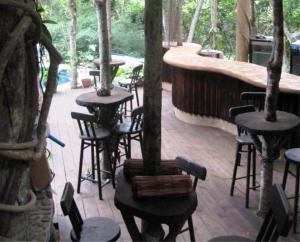Aldea Ecoturismo, Hotels  Jalcomulco - big - 63