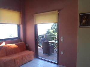 Villa Eora, Апартаменты  Керион - big - 39