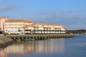 Appartements à côté Lac Marin de Port d'Albret, Apartments  Vieux-Boucau-les-Bains - big - 33