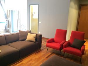 Apartament - Sala d'estar separada Meravigli Apartment