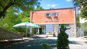 Terrazzo Guest house, Penziony  Simferopoľ - big - 17
