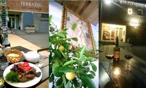 Terrazzo Guest house, Penziony  Simferopoľ - big - 19