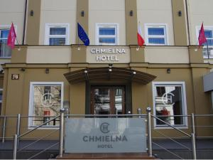 Варшава - Hotel Chmielna Warsaw