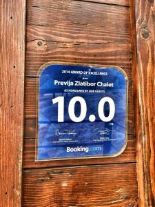 Previja Zlatibor Chalet, Chalet  Zlatibor - big - 59