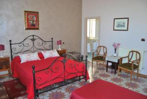 B&B La Finestra sulla Valle, Bed and Breakfasts  Agrigento - big - 31