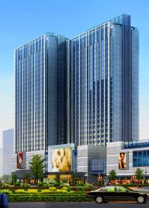 广州佰合国际公寓酒店-天河岗顶店 (BaiHe International Apartment hotel- TianHe Gangding Branch)