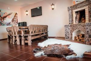 Отель Медведь - фото 2