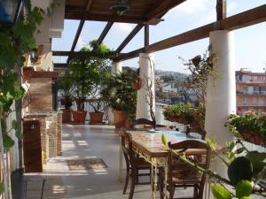 Appartamento via Giordano Bruno 14, Ferienwohnungen  Calvizzano - big - 7