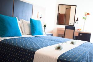 Hotel Verona, Отели  Чезенатико - big - 35