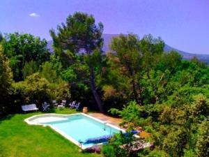 Vllla-Piscine-Campagne Aix-en-Provence