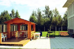 Загородный отель Крепость - фото 3