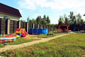 Загородный отель Крепость - фото 15