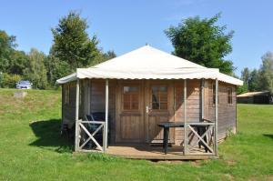 Camping Colline de Rabais, Campsites  Virton - big - 28