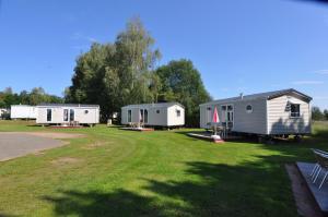 Camping Colline de Rabais, Campsites  Virton - big - 9