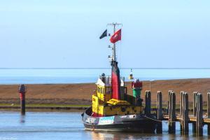 Historic boat Langenort