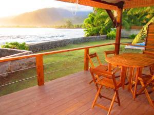 Tahiti Surf Beach Paradise Tahiti