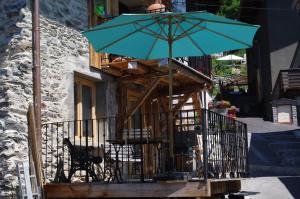 Appartement Dans Chalet de Montagne, Апартаменты  Bozel - big - 2