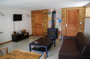 Appartement Dans Chalet de Montagne, Апартаменты  Bozel - big - 3