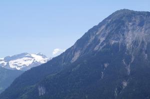 Appartement Dans Chalet de Montagne, Апартаменты  Bozel - big - 7