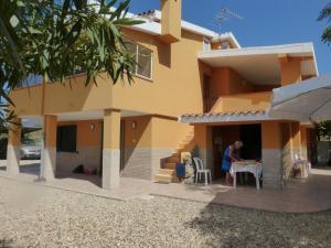 Villa Maria, Дома для отпуска  Тертения - big - 11