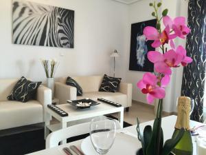 La Torre Resort, Apartments  Roldán - big - 1