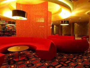 Отель Grand Nur Plaza - фото 16