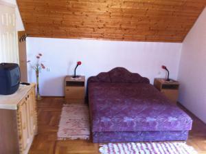 Hortenzia Apartmanház, Ferienwohnungen  Balatonlelle - big - 21