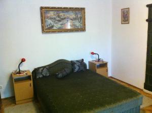 Hortenzia Apartmanház, Ferienwohnungen  Balatonlelle - big - 29