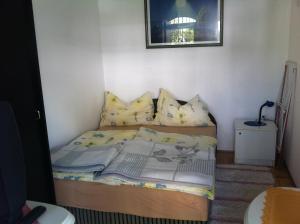 Hortenzia Apartmanház, Ferienwohnungen  Balatonlelle - big - 6