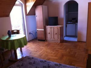Hortenzia Apartmanház, Ferienwohnungen  Balatonlelle - big - 5