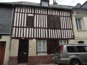 Maison Normande Traditionnelle, Case vacanze  Honfleur - big - 4