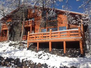 Cabañas y Lodge Entrerocas