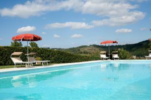Azienda Agricola Buon Riposo, Vidiecke domy  San Giovanni a Corazzano  - big - 1