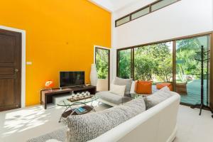 Baan Rim Klong, Prázdninové domy  Ao Nang - big - 18