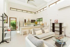 Baan Rim Klong, Prázdninové domy  Ao Nang - big - 11
