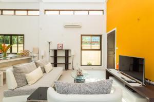 Baan Rim Klong, Prázdninové domy  Ao Nang - big - 8